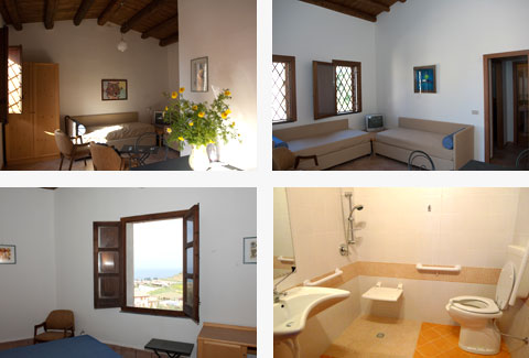 Holidays in sicily offers holiday housess sicily for Foto di case arredate